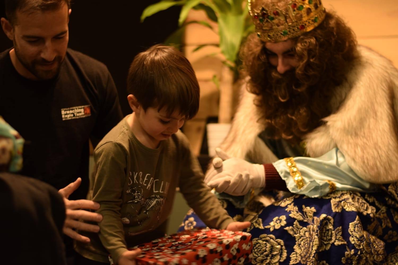 Soportújar será este año el primer pueblo de España en recibir a los Reyes Magos