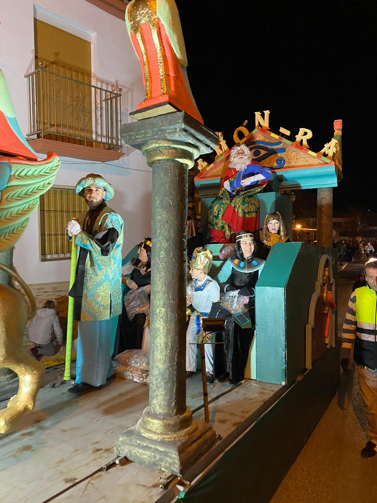 El Ayuntamiento de Montefrío sorteará el papel de Rey Mago en su 'cabalgata estática'