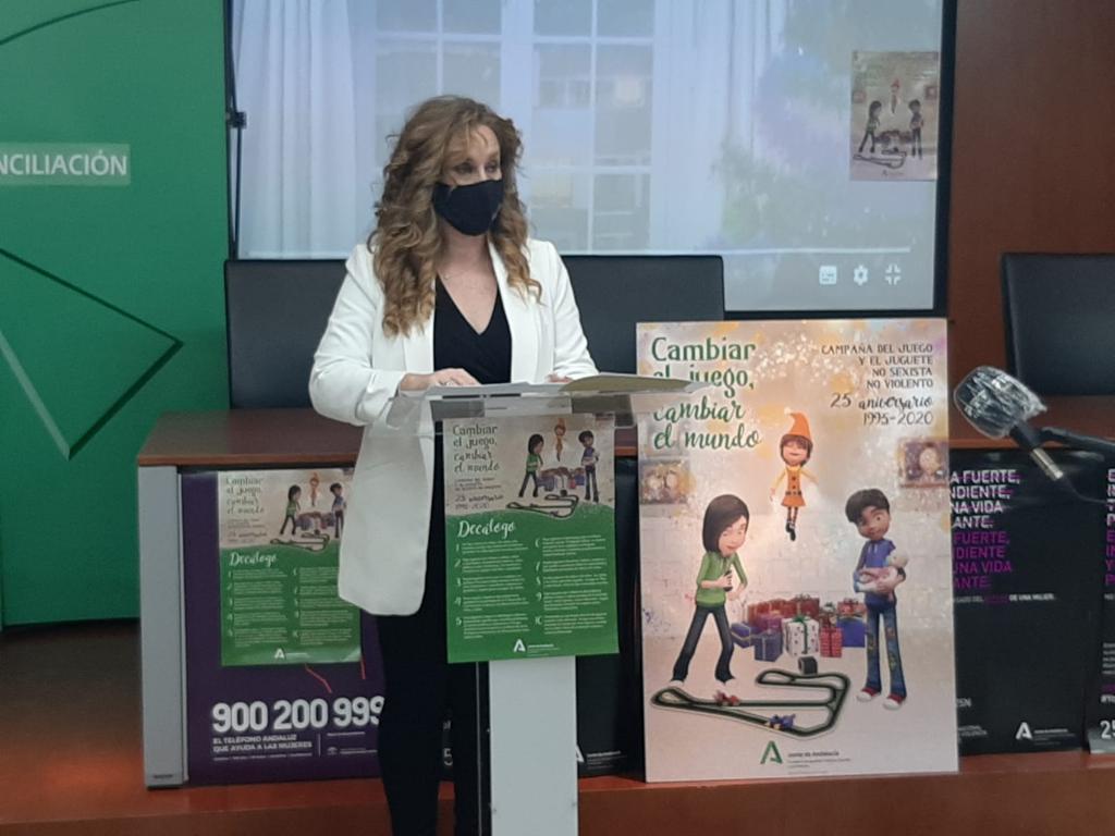 El IAM lanza la campaña 'Cambiar el juego, cambiar el mundo' para concienciar sobre la elección de los juguetes