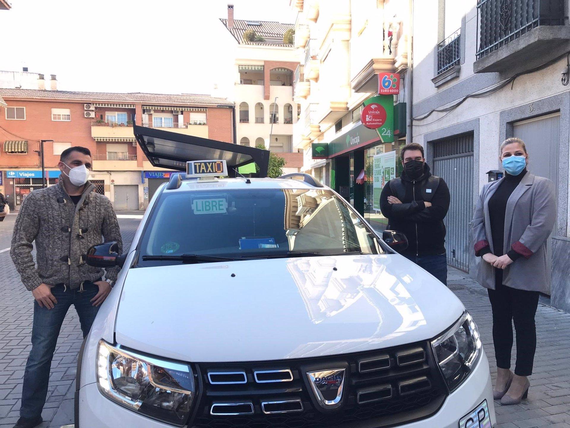 Maracena se une al área de prestación conjunta del servicio del taxi con otros cuatro municipios