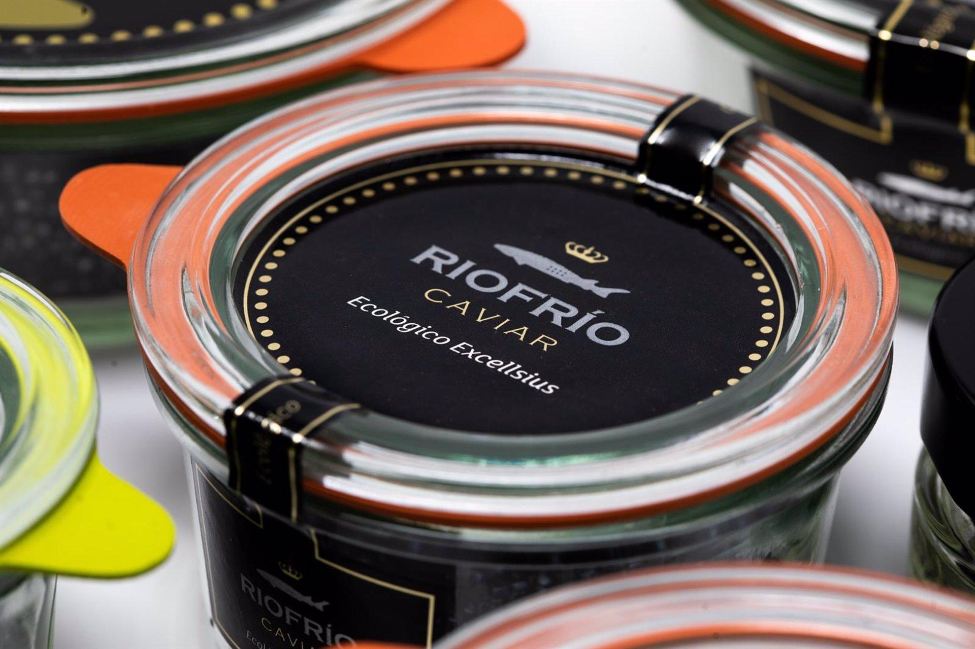 El caviar español Riofrío prevé desembarcar este año en EEUU y Emiratos Árabes