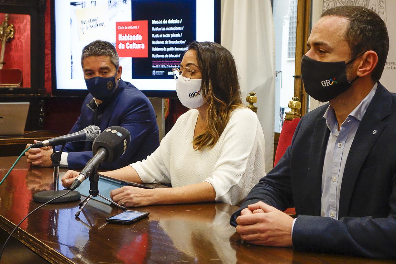 Un ciclo de debates analizará el estado de la cultura en Granada