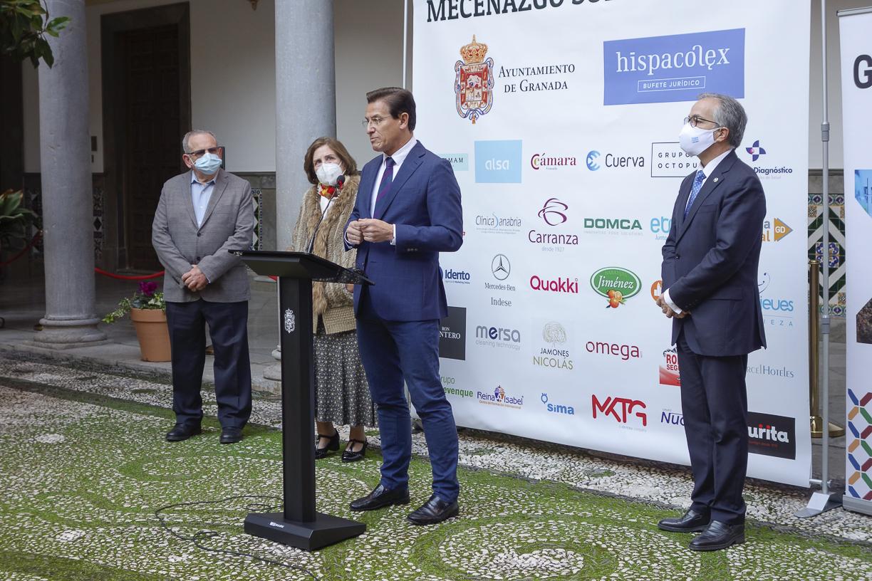 Nace la red de «Mecenazgo Solidario GRX»