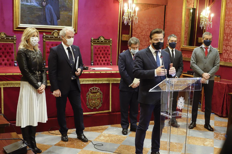 Granada congela el IBI en 2021