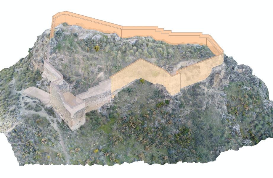 Un estudio sobre el castillo de Mondújar desvela nuevos datos sobre el patrimonio histórico del Valle de Lecrín