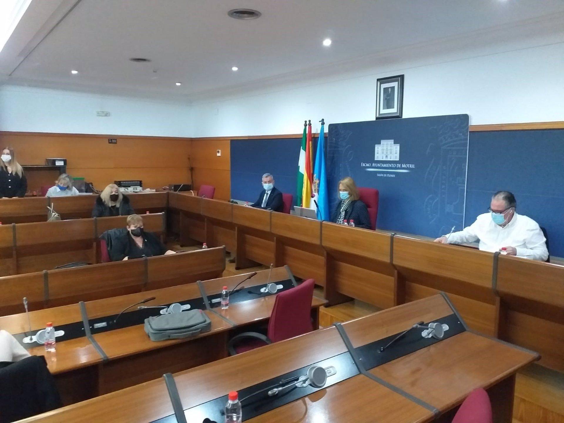 Motril aprueba su presupuesto de 53 millones de euros para 2021