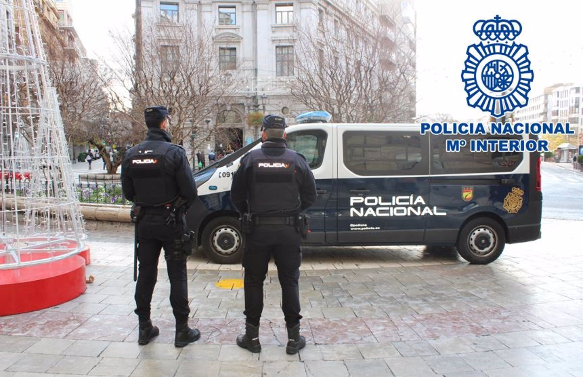 Tres detenidos en una operación nacional contra el terrorismo yihadista