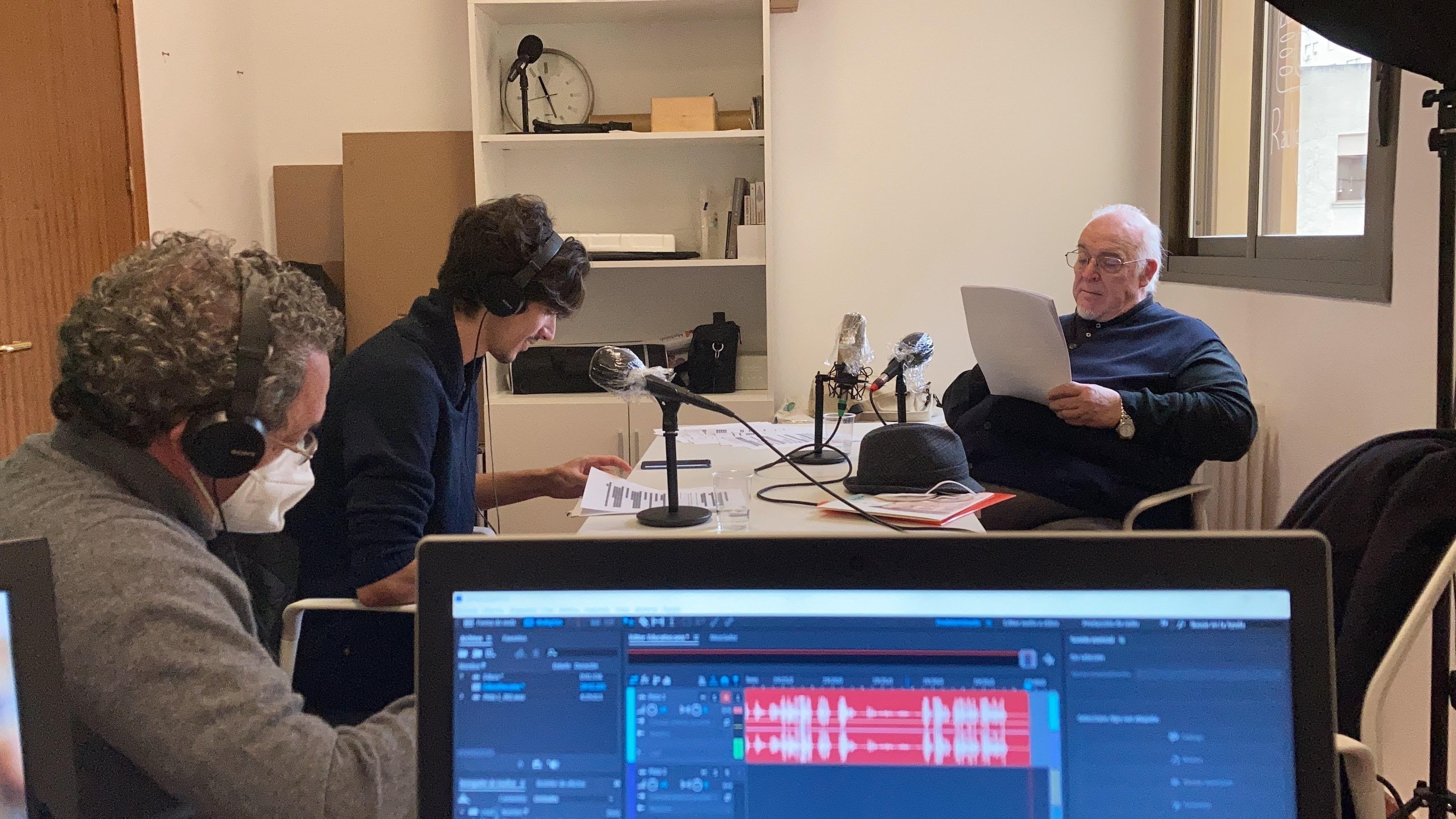Educa UGR, Radiolab y el Aula de Artes Escénicas ponen en la antena universitaria una lectura dramatizada sobre Calderón de la Barca