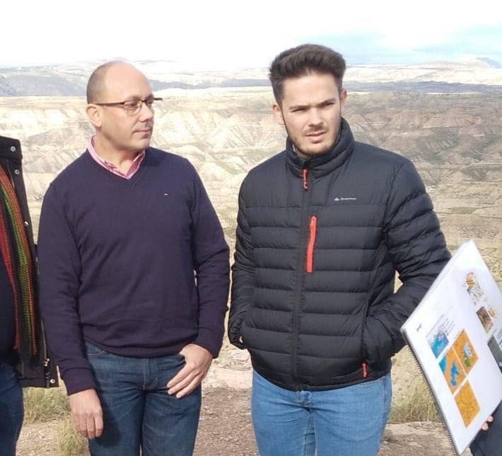 Ciudadanos en Baza y Huéscar se unen a la petición para declarar 'zona catastrófica' sendas comarcas