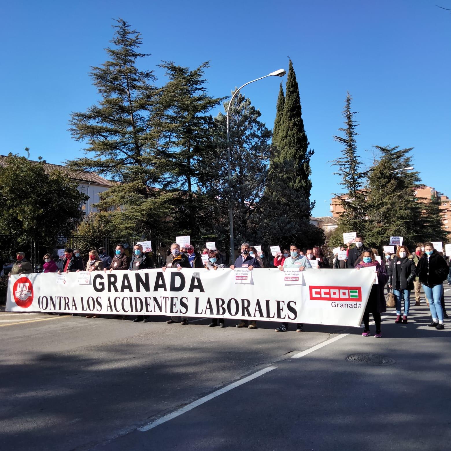UGT y CCOO denuncian una vez más la desprotección frente a la pandemia del personal de la Sanidad Pública en Granada
