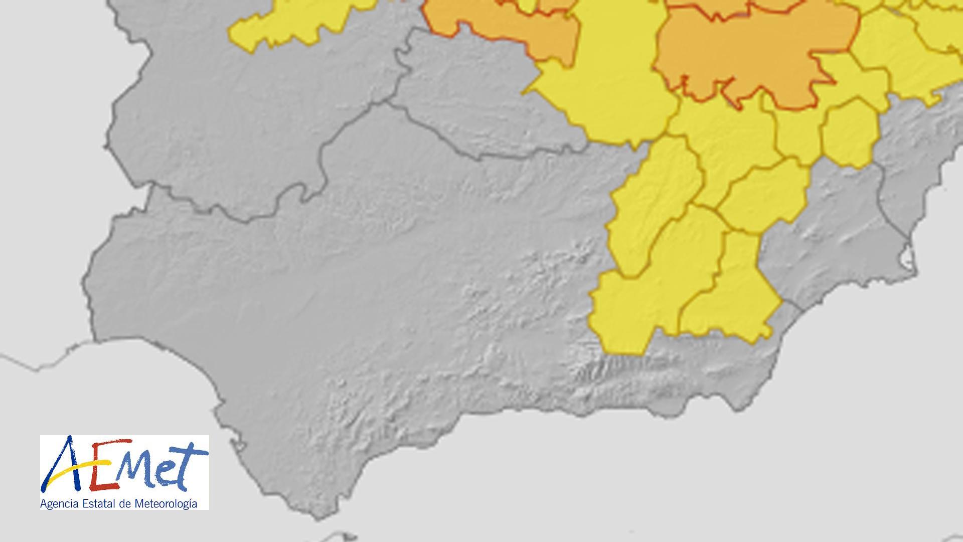Activada la alerta amarilla por bajas temperaturas en las comarcas de Baza y Guadix