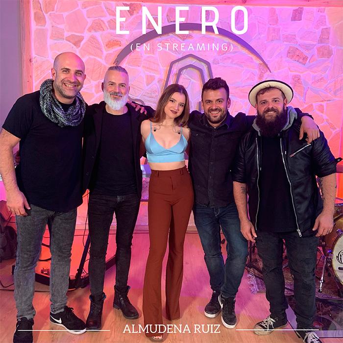 """La artista granadina Almudena Ruiz presenta el Vídeo-Single """"Enero"""""""