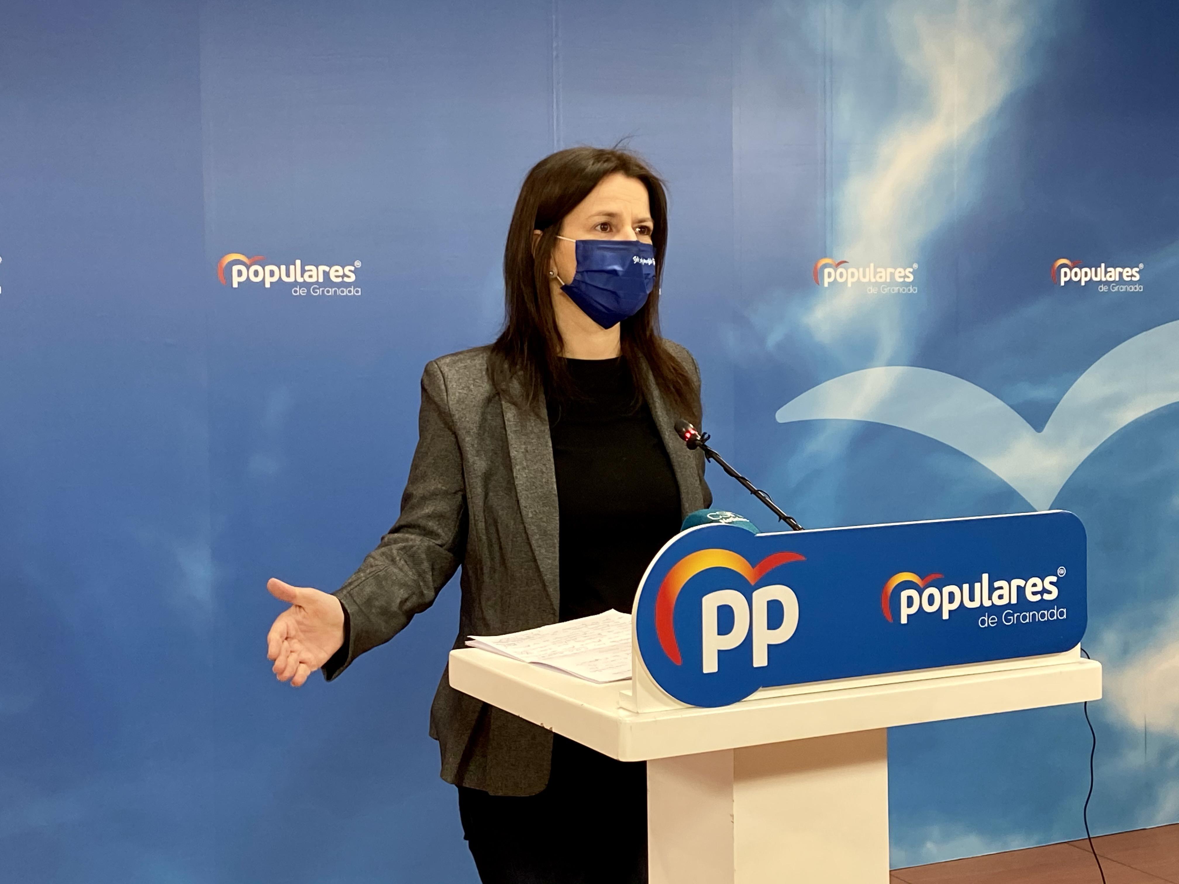 Ana Vanesa García pide a la Subdelegada «que se vaya y abandone su cargo»