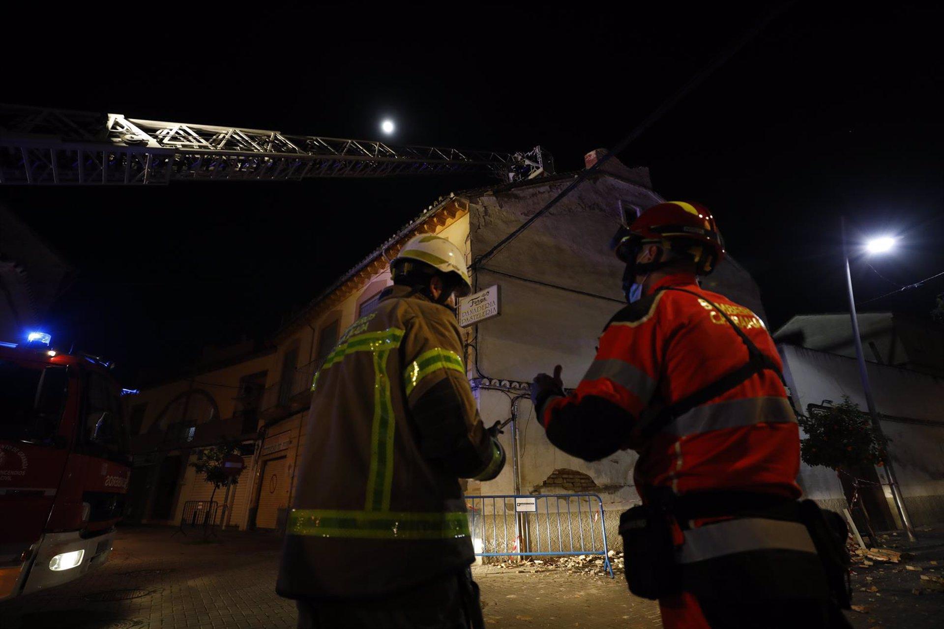 Los continuos seísmos «agudizan» los daños materiales y localidades como Santa Fe barajan apoyo psicológico