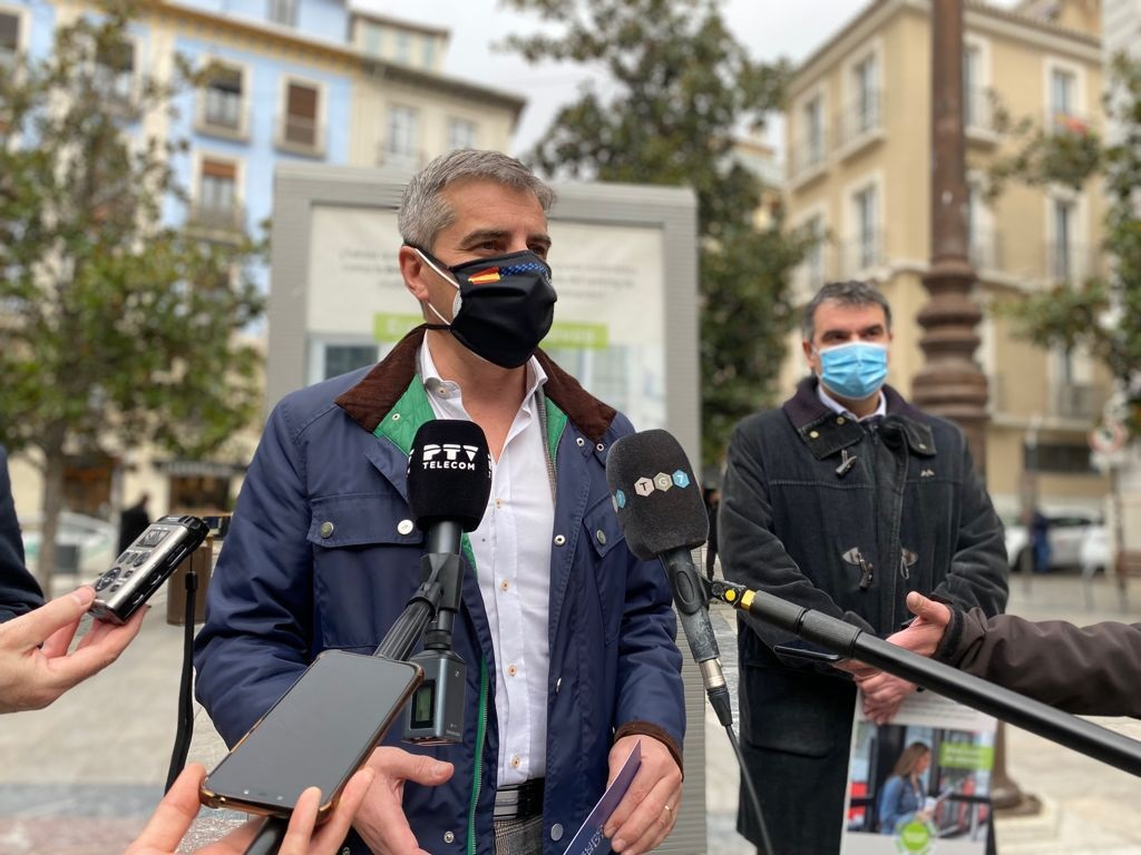 Granada queda finalista en los premios de la Semana de la Movilidad de Europa