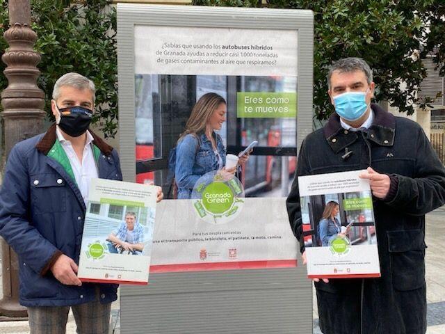 Ponen en marcha una campaña de movilidad para conseguir «una ciudad más humana y sana»