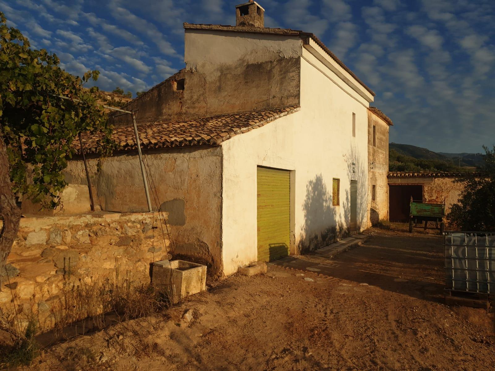 IU plantea la protección del Cortijo del Corzo como Bien Patrimonial de Huétor Vega
