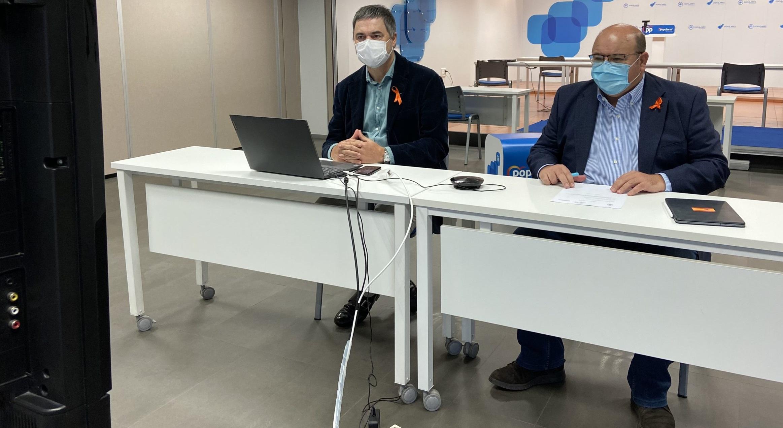 Datos EPA: El PP reprocha a Sánchez su incapacidad para evitar que continúe la destrucción de empleo