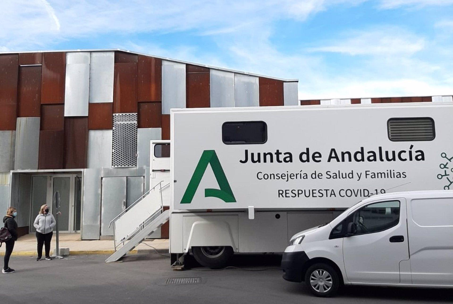 Salud realiza cribados en siete municipios granadinos