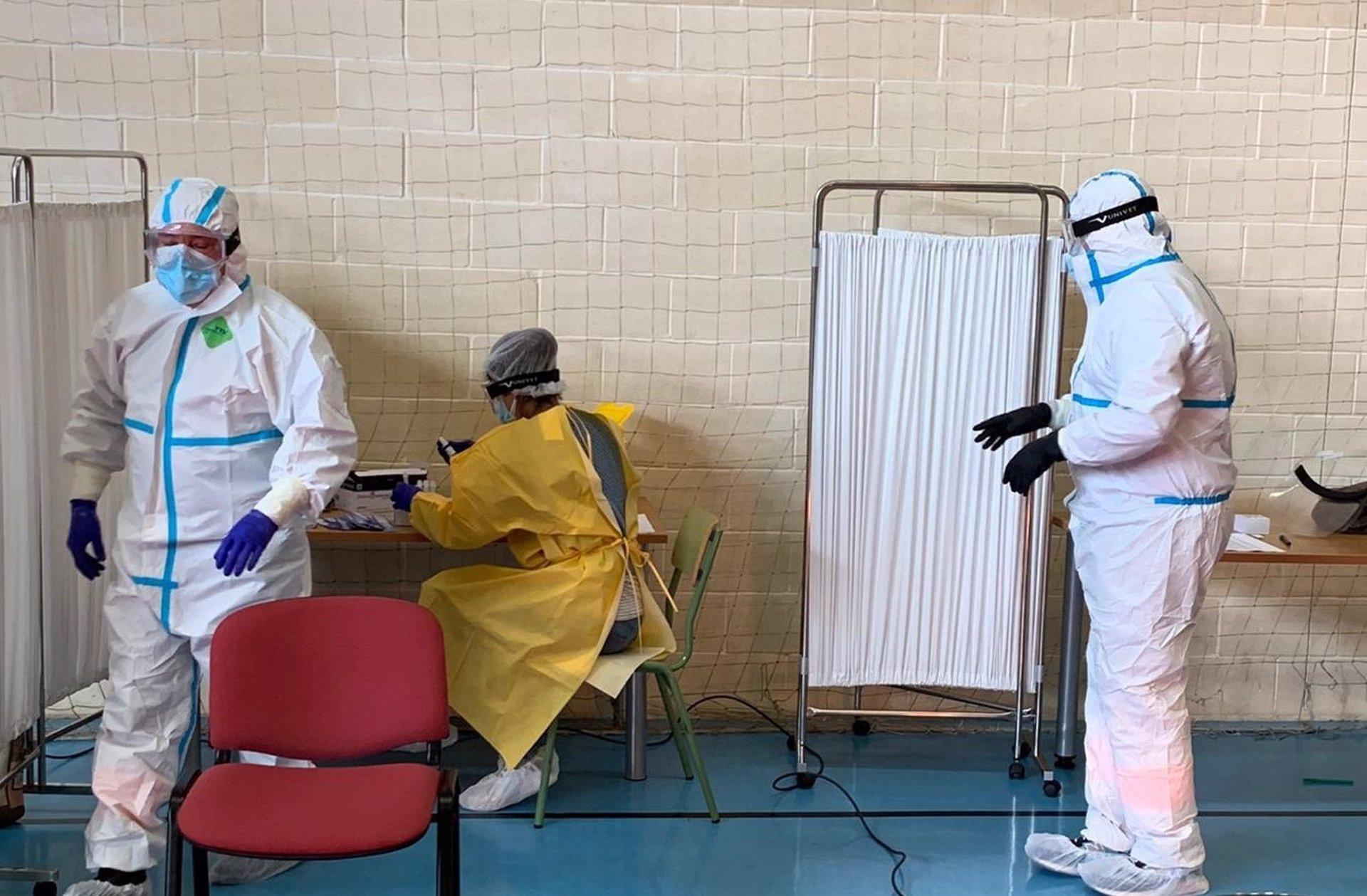 Algarinejo y Montillana anuncian cribados masivos ante el aumento de casos de coronavirus