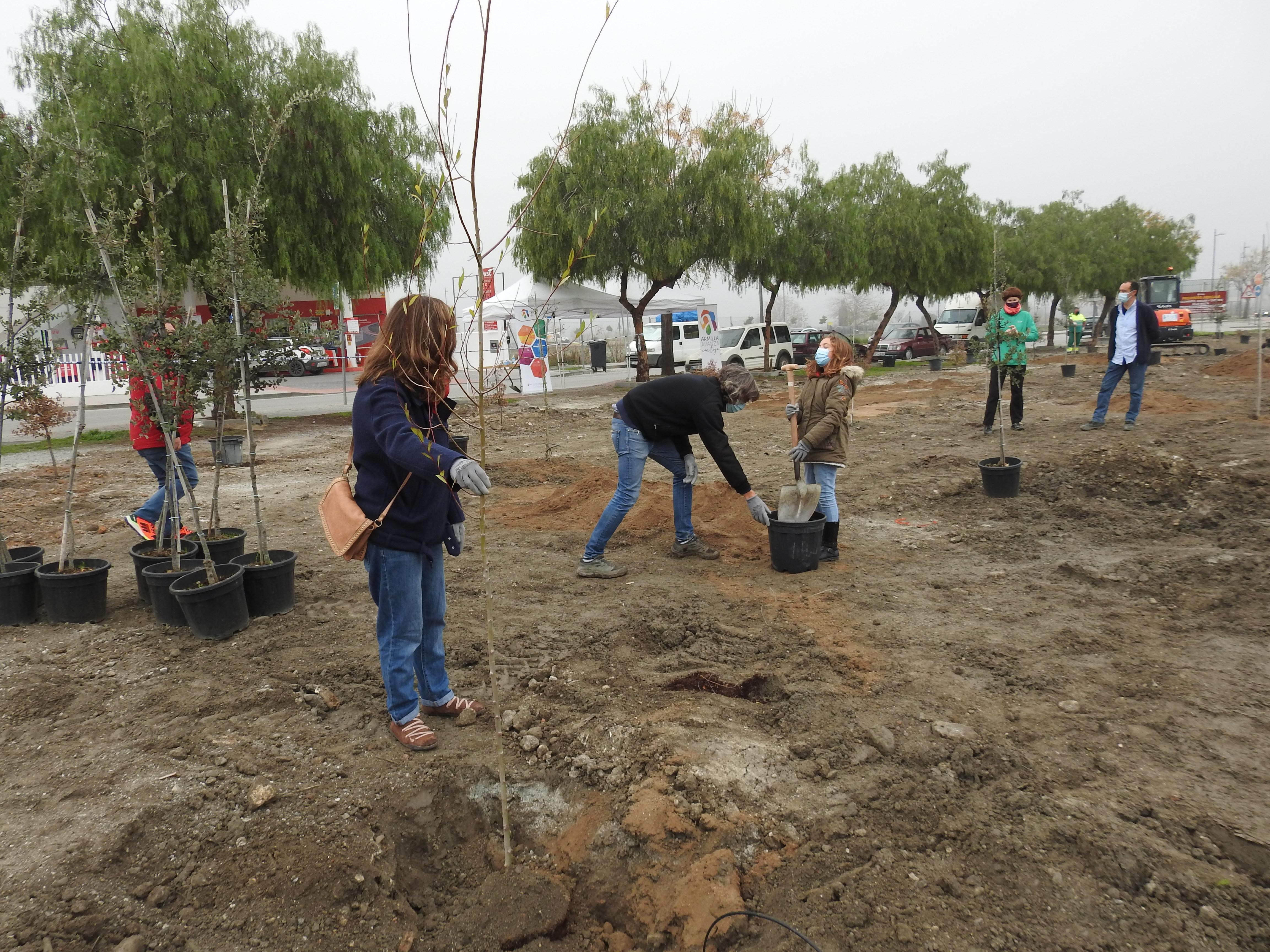 """150 familias de Armilla participan en el taller on line """"Creación de un vivero en Casa"""""""