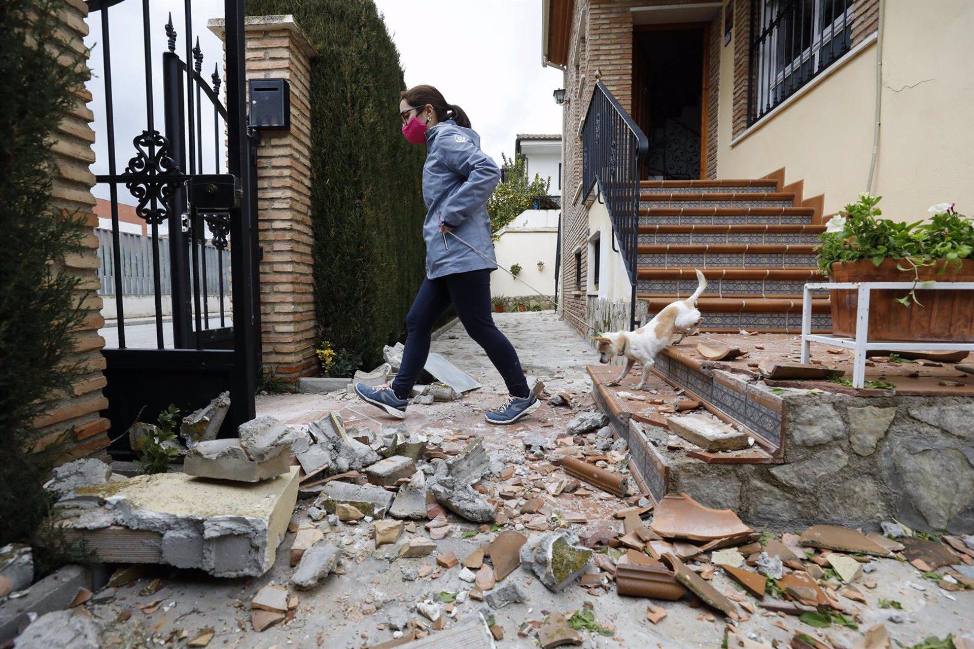 La reducción de terremotos diarios no es concluyente sobre el final de la serie sísmica