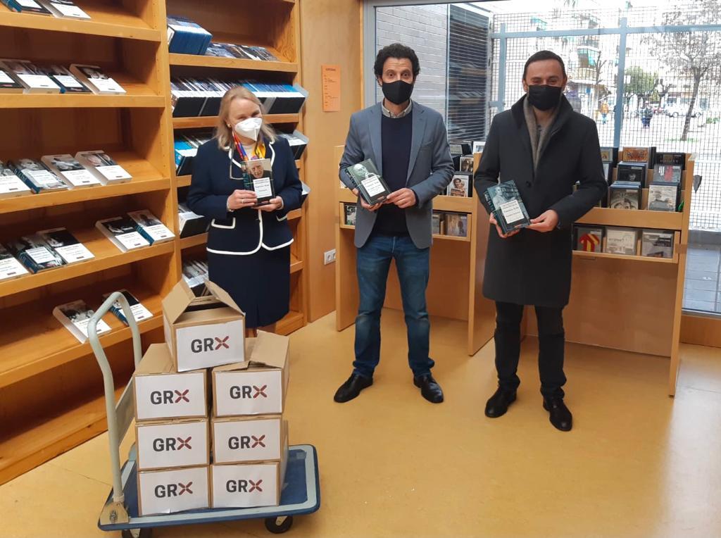 La Fundación Francisco Ayala dona a la Bibliotecas granadinas la obra completa del escritor