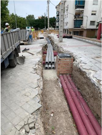 Endesa pone en servicio una nueva línea eléctrica para intentar mitigar los cortes de luz