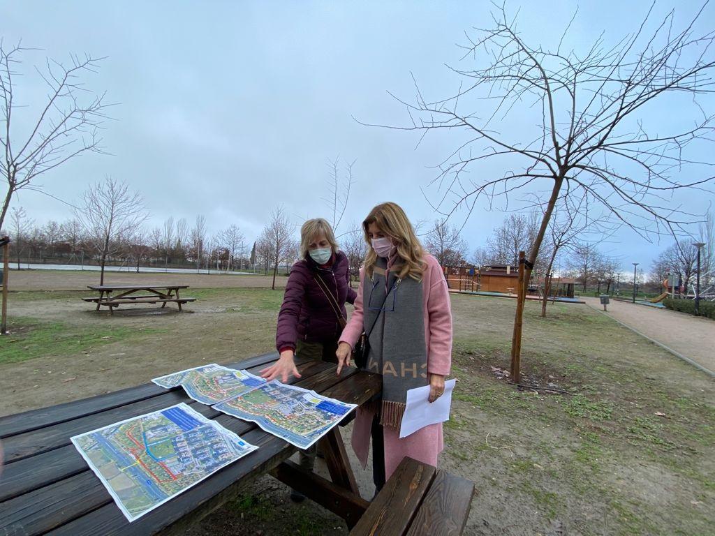 El Parque Tico Medina será reformado en los próximos meses
