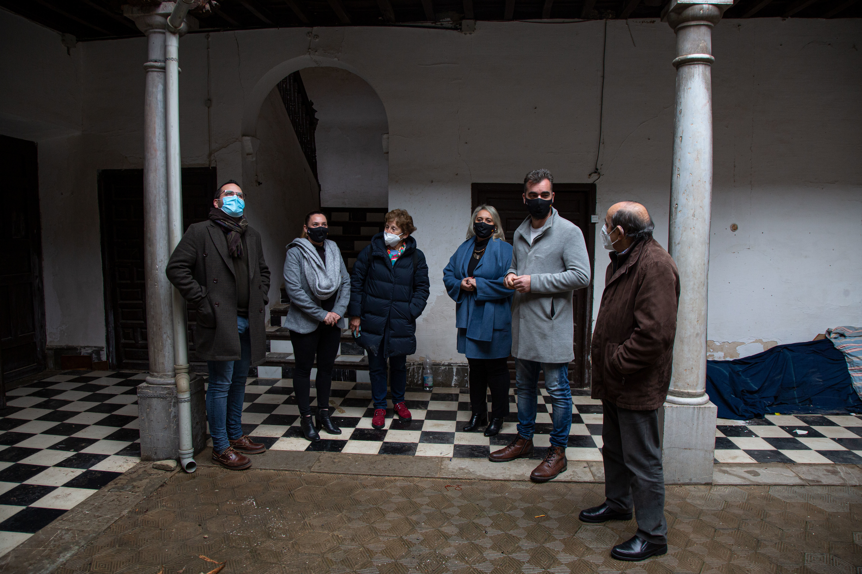El Ayuntamiento de Las Gabias adquiere la histórica casa señorial de 'Los Blascos'