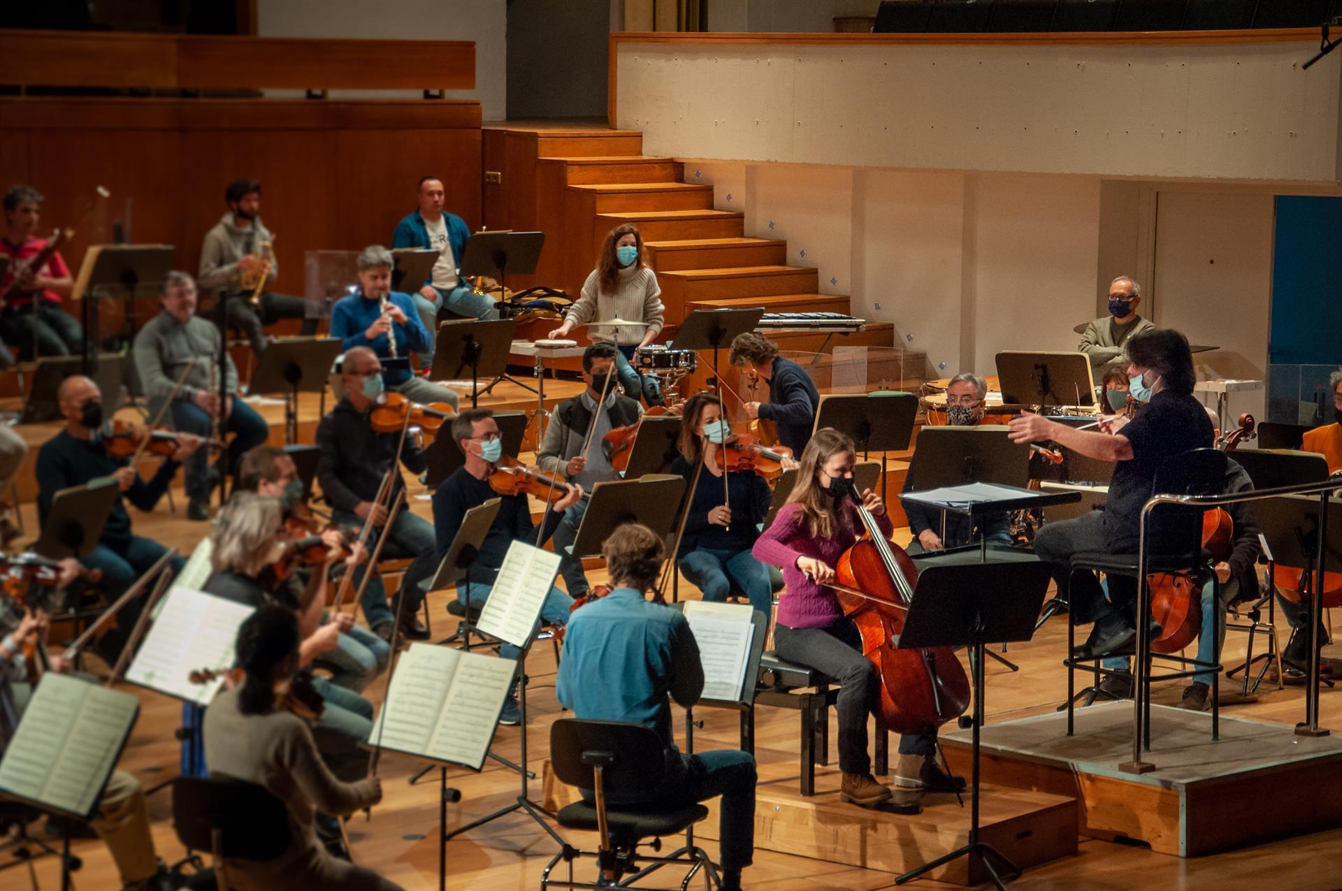 La OCG adapta los horarios de sus conciertos a las restricciones establecidas