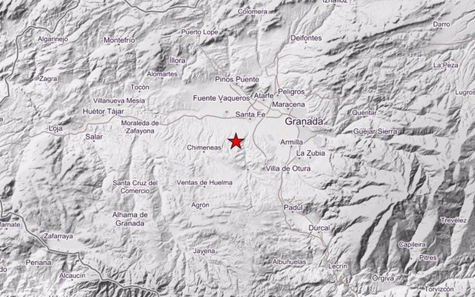 Dos nuevos terremotos de 3,3 grados en las últimas 15 horas con epicentro en Santa Fe