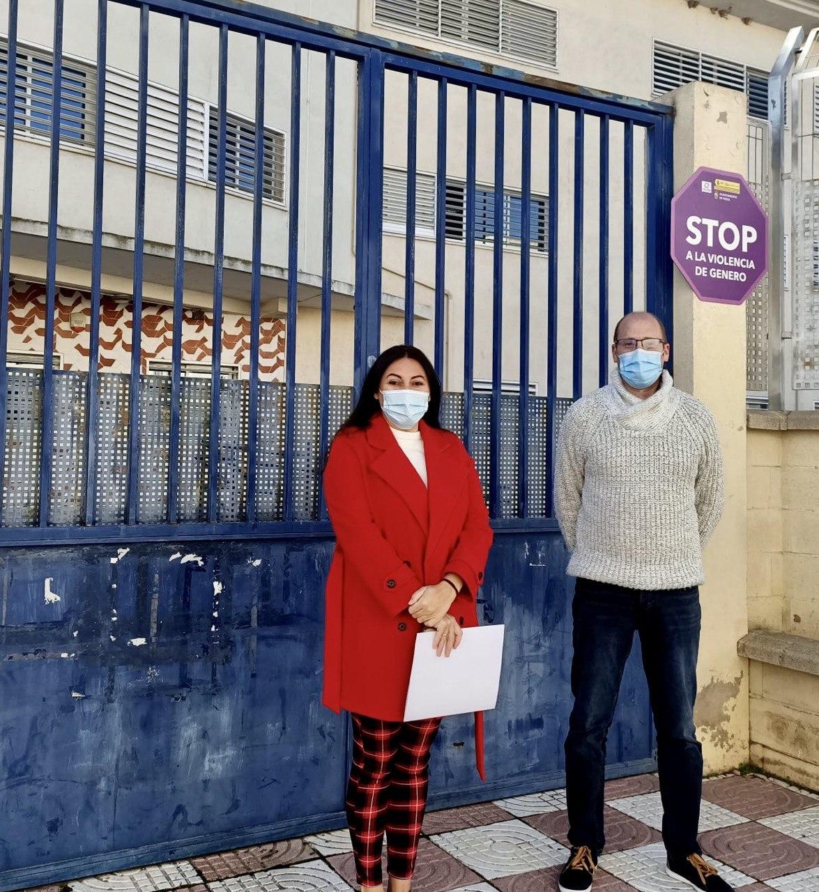 Podemos–IU en el Ayuntamiento del Padul presentan una moción frente a los problemas de frío en las aulas escolares