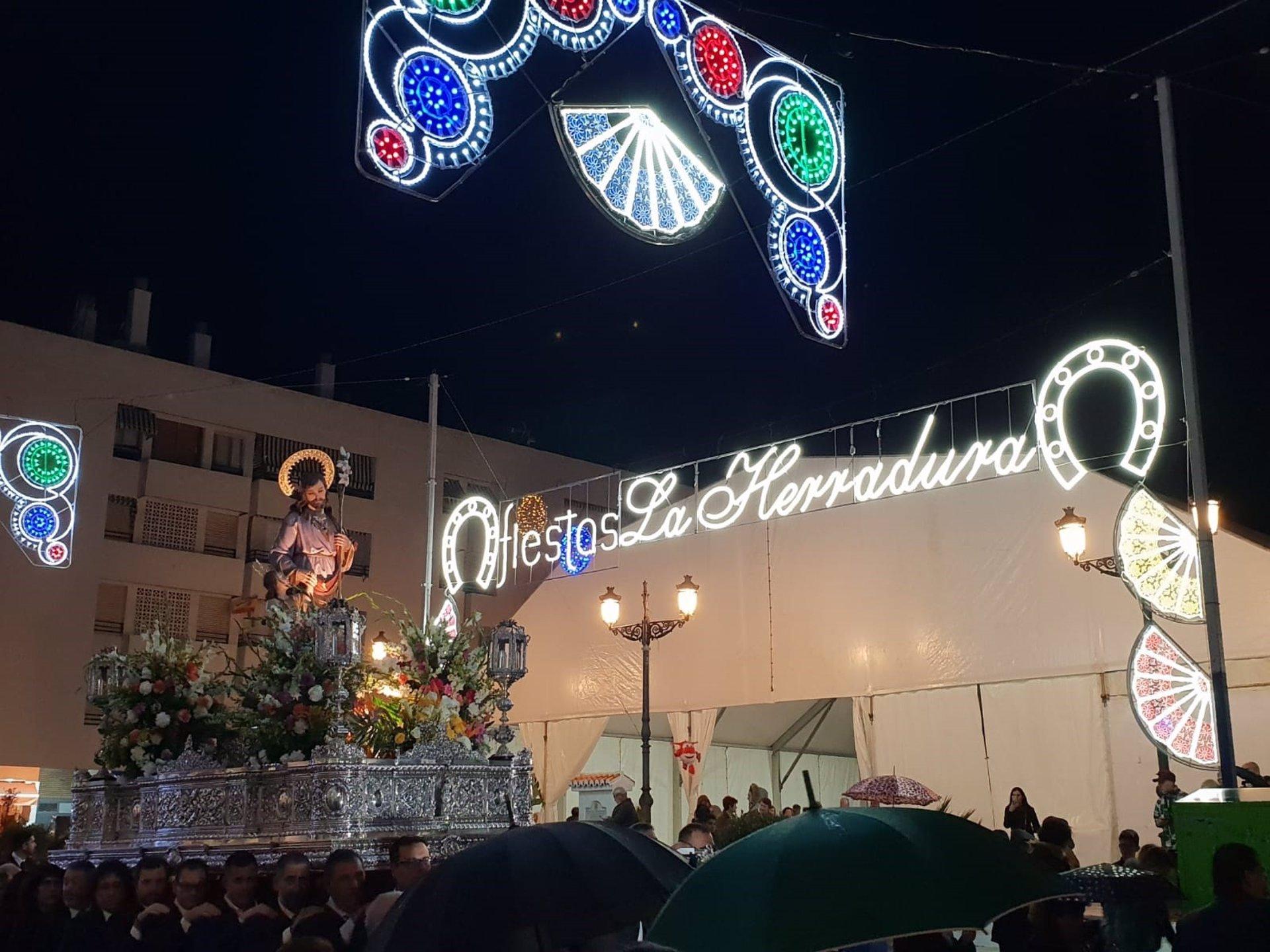 La Herradura vuelve a suspender sus fiestas patronales del próximo marzo