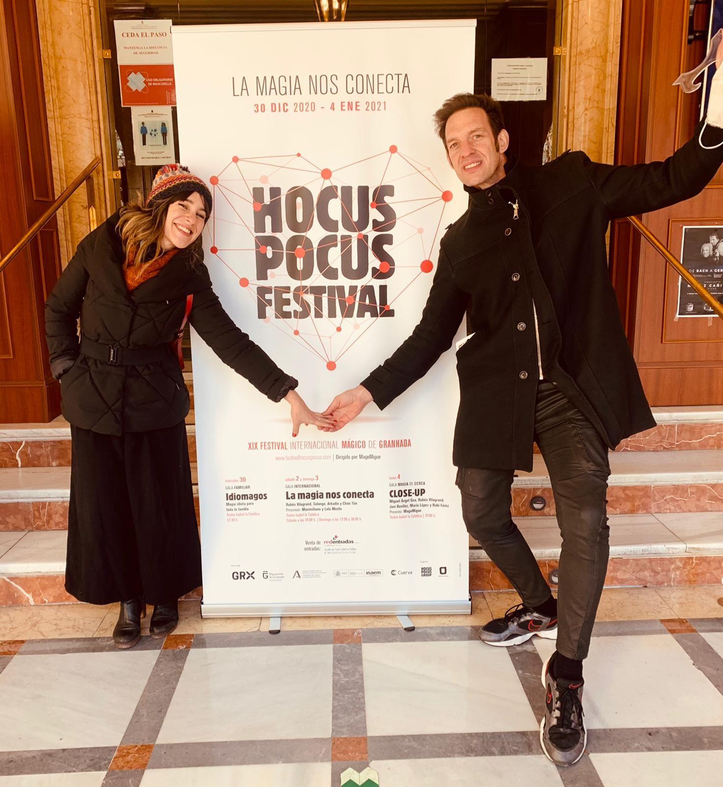 Hocus Pocus Festival se despide con el 100% de un aforo muy reducido