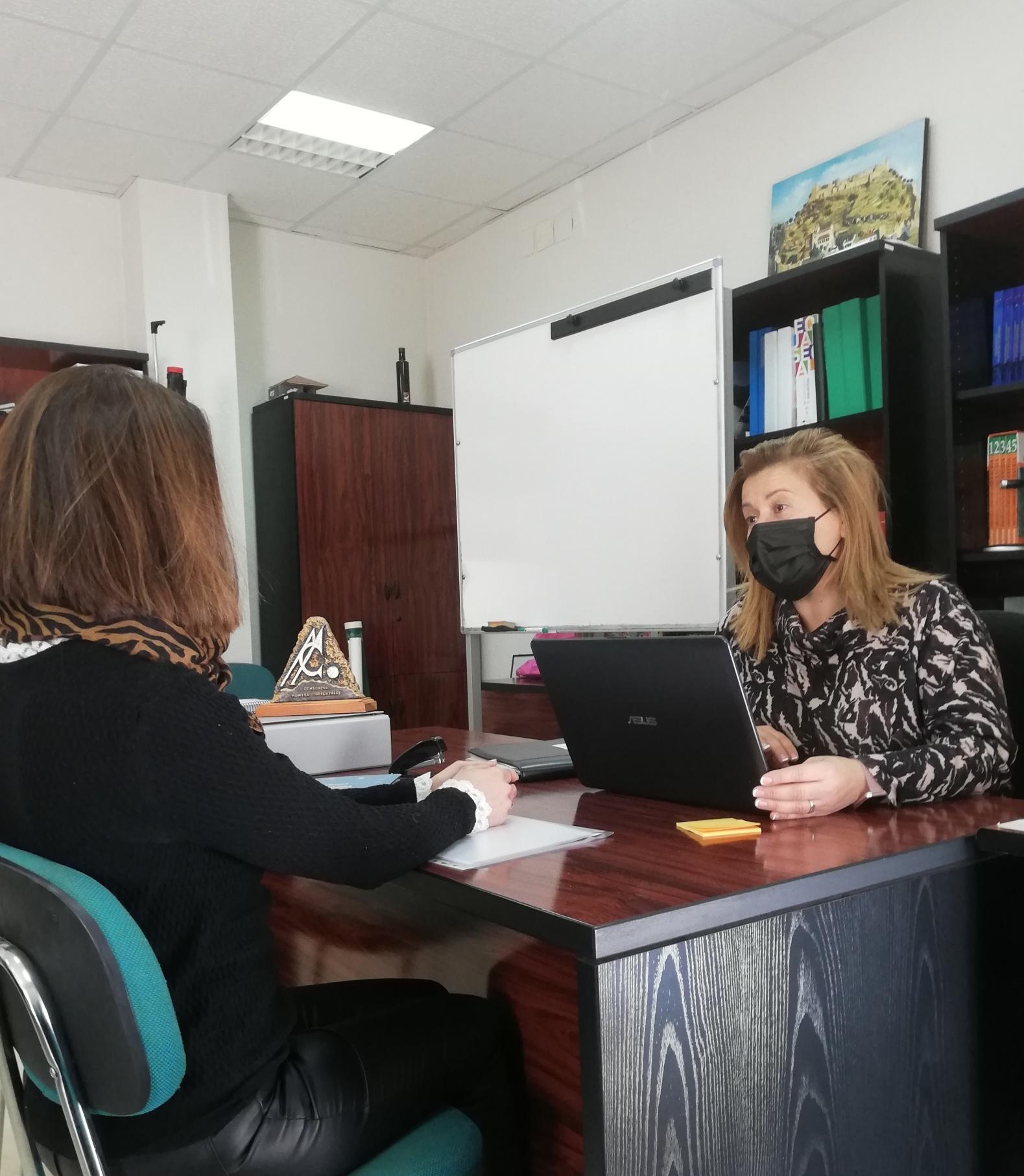 Reanuda su actividad el Centro de Información a la Mujer del Consorcio de los Montes Orientales