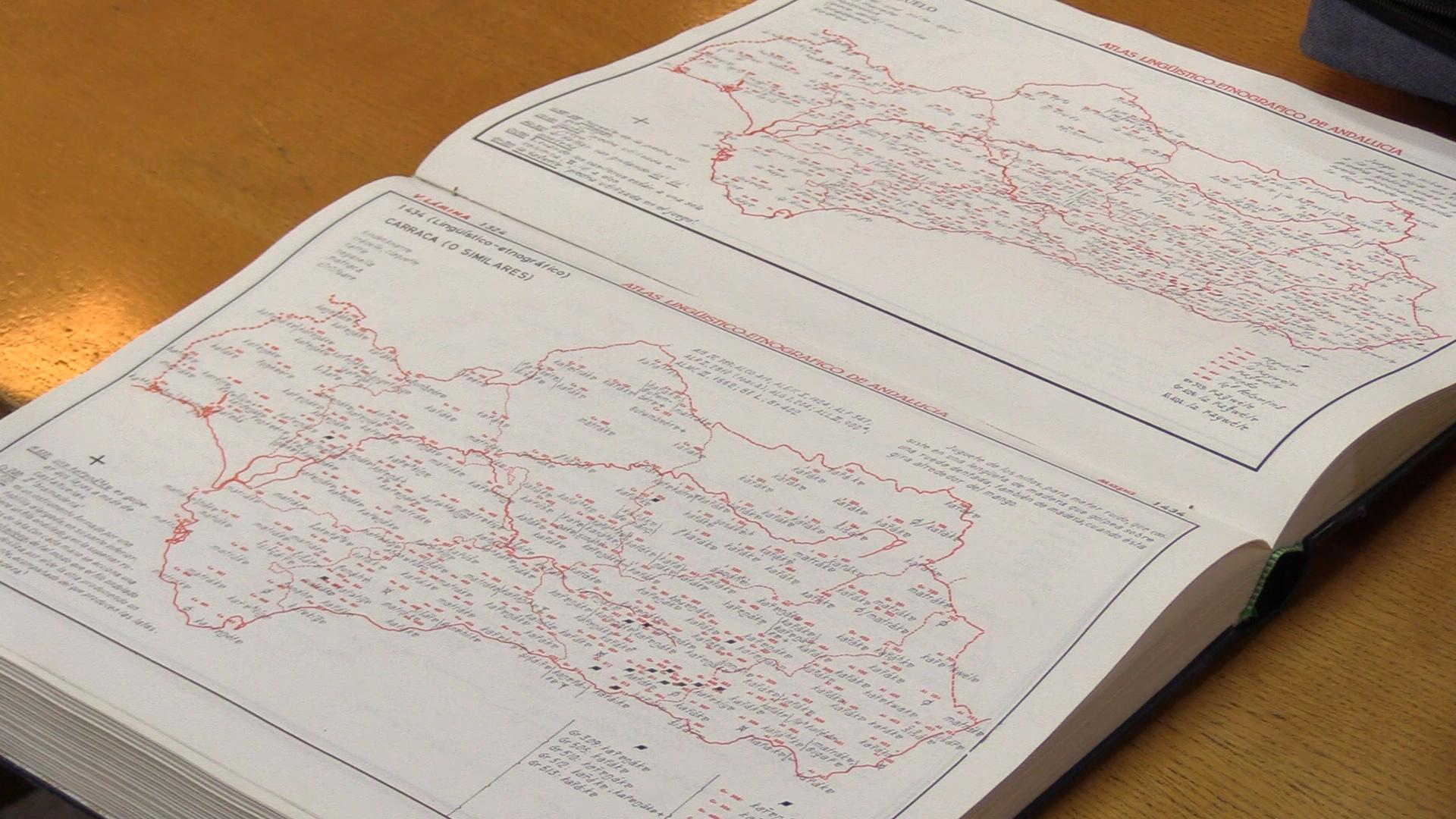 El proyecto VitaLex realiza 'arqueología de las palabras' para preservar vocabulario que se está perdiendo en la Alpujarra de Granada