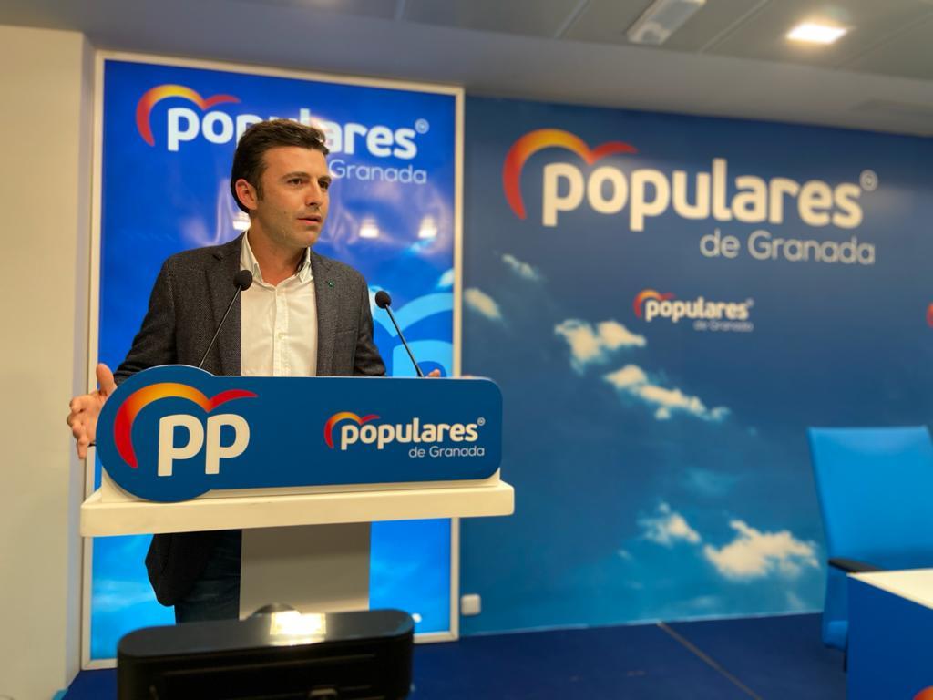 """El PP considera que """"Montefrío paga las consecuencias del caos y la ausencia de planificación del Gobierno"""""""