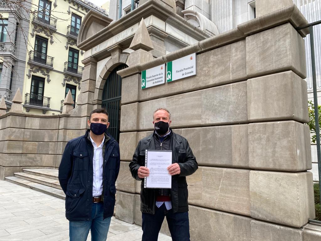 El PP denuncia ante la Fiscalía los tres informes sobre el partido de fútbol de Huétor Tájar