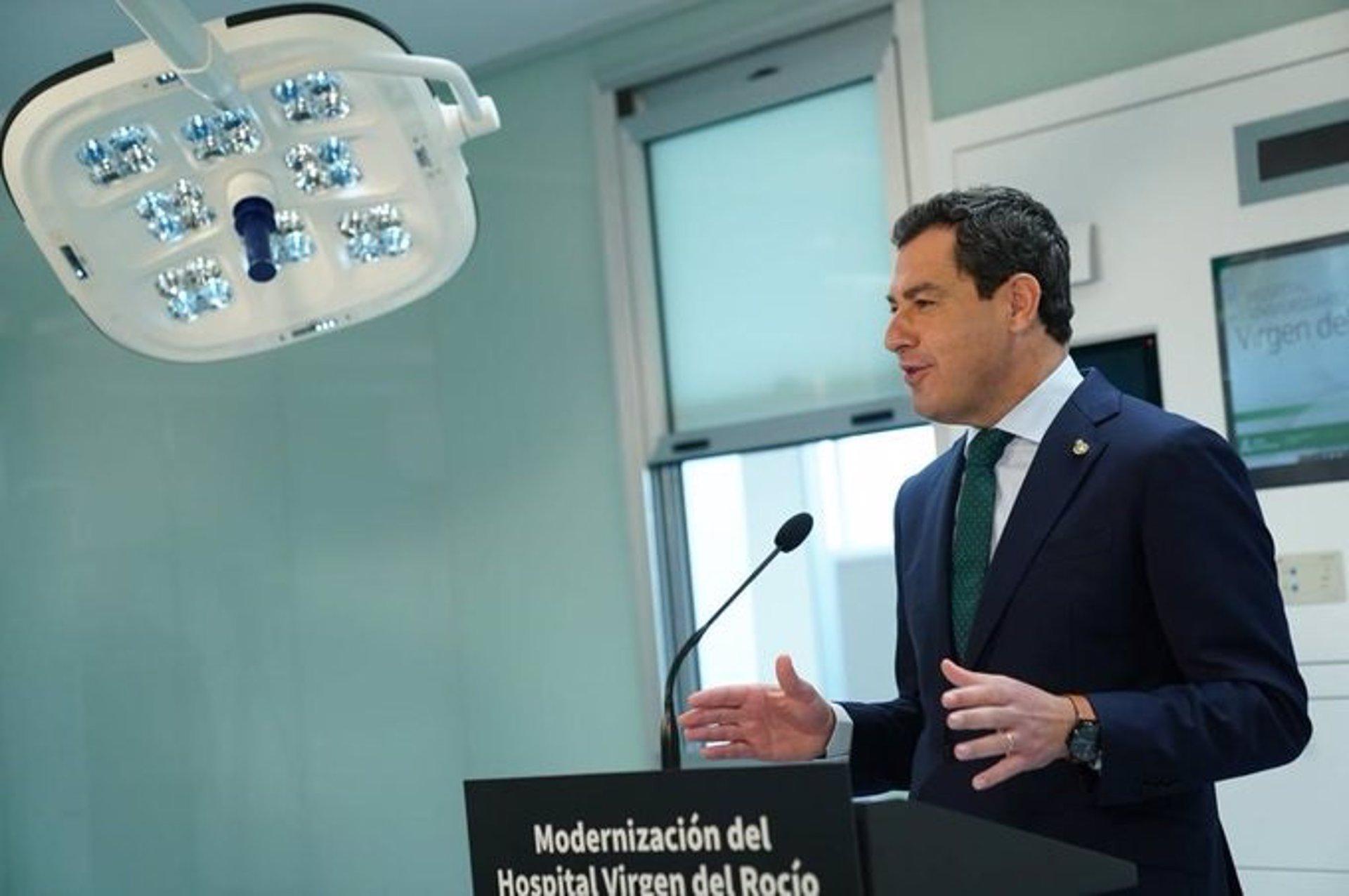 Moreno pide «calma» a los ciudadanos: «Está todo preparado por si hubiera un terremoto de un nivel más alto»