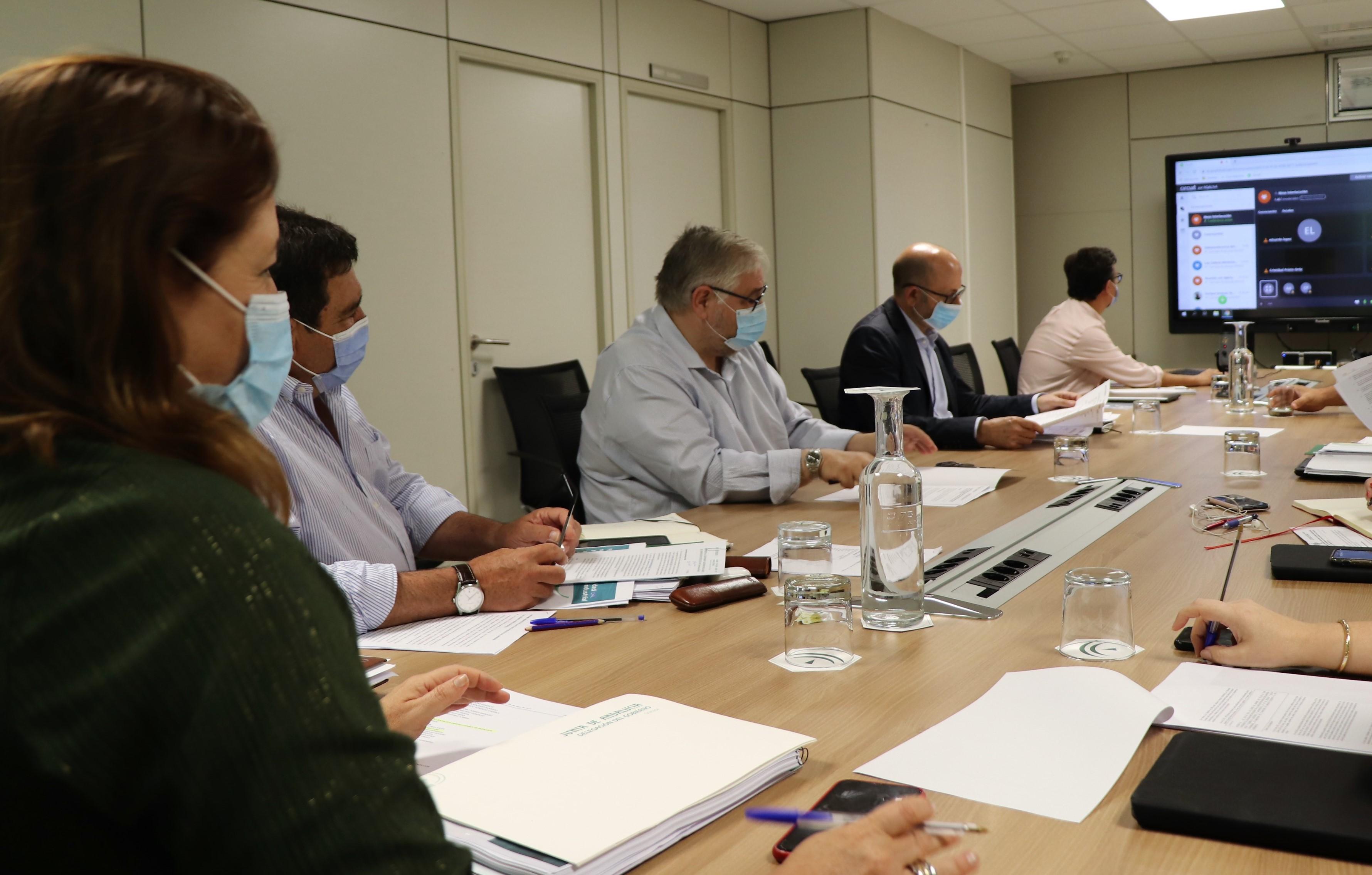 La Junta y el sector agrario andaluz rechazan el proyecto de real decreto de transición de la PAC