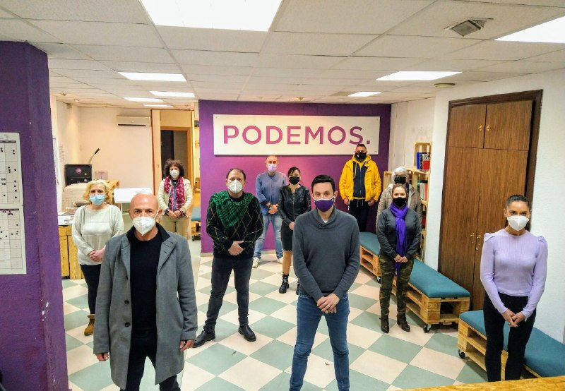 Podemos Granada elige a su nueva dirección provincial