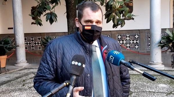 Miralles exige al PSOE que el nuevo PGOU sea un pilar fundamental del pacto por Granada