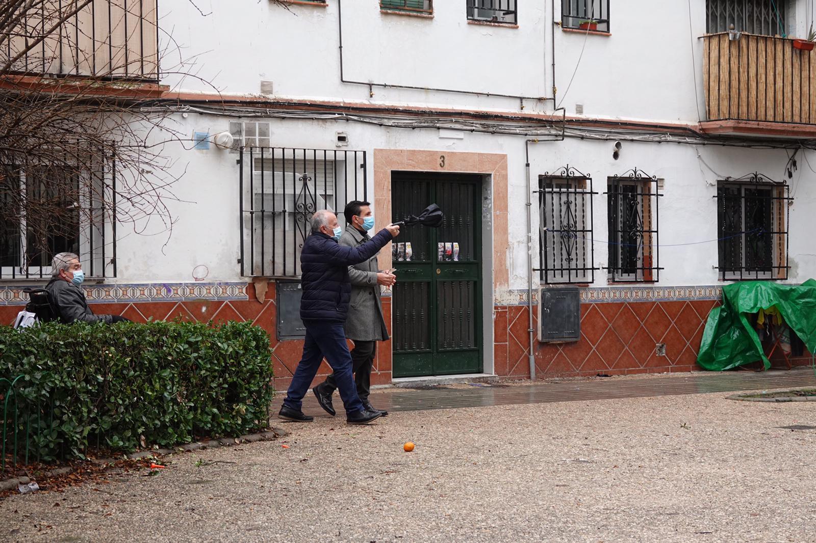 Cuenca vuelve a reclama un Plan Integral de Vivienda para La Chana y Zona Norte