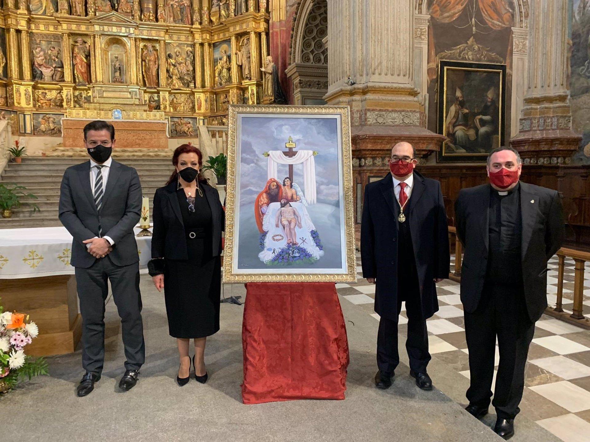 La Federación de Hermandades no retirará el cartel de Semana Santa pese a la petición de Hermanos Mayores