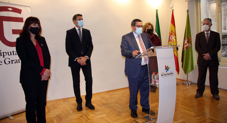 Inversión récord en 2021 de Diputación para acelerar la reactivación económica y combatir la despoblación