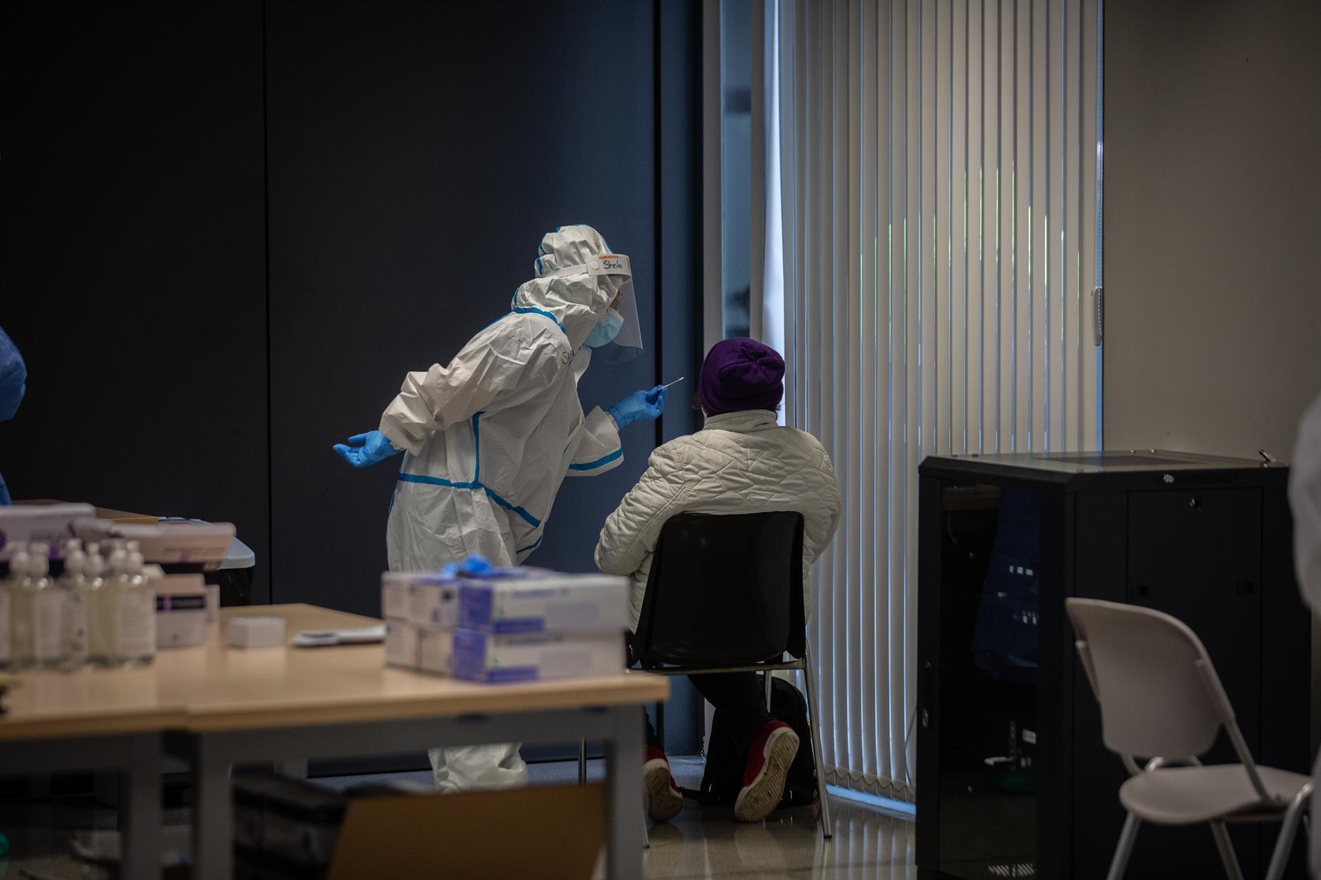 Granada ya es la provincia andaluza con más pacientes con coronavirus en UCI