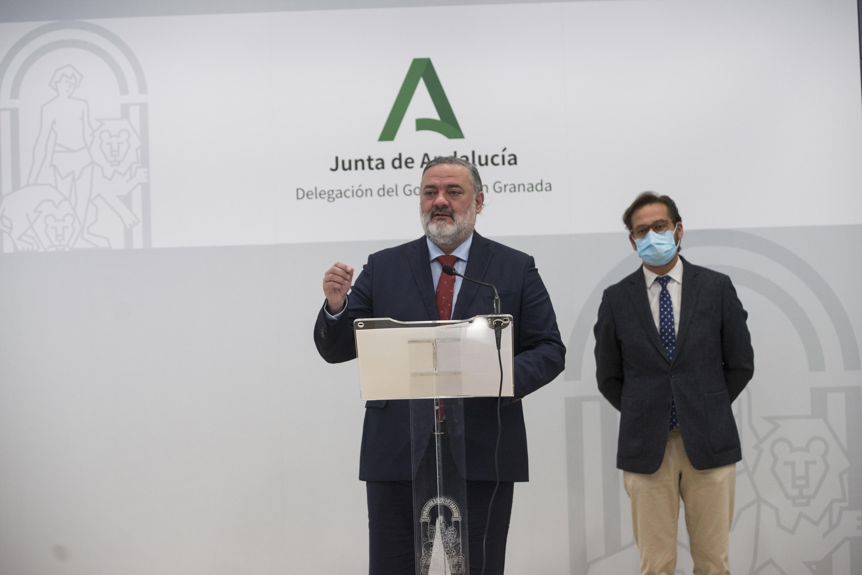 La Junta lamenta el fallecimiento de Tico Medina