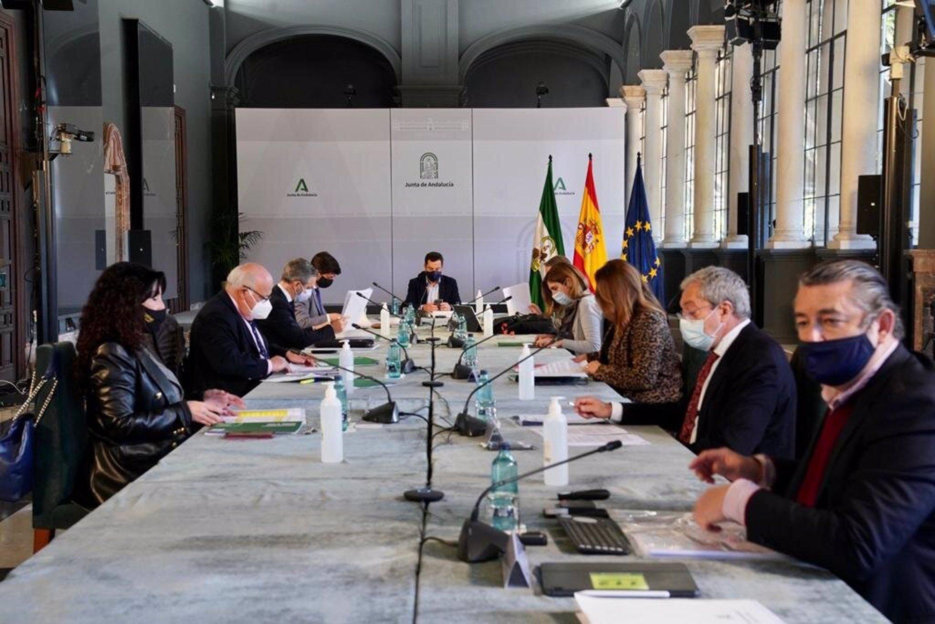 Moreno convoca reunión de trabajo con su Gobierno para hacer balance de los dos años y analizar situación de la pandemia