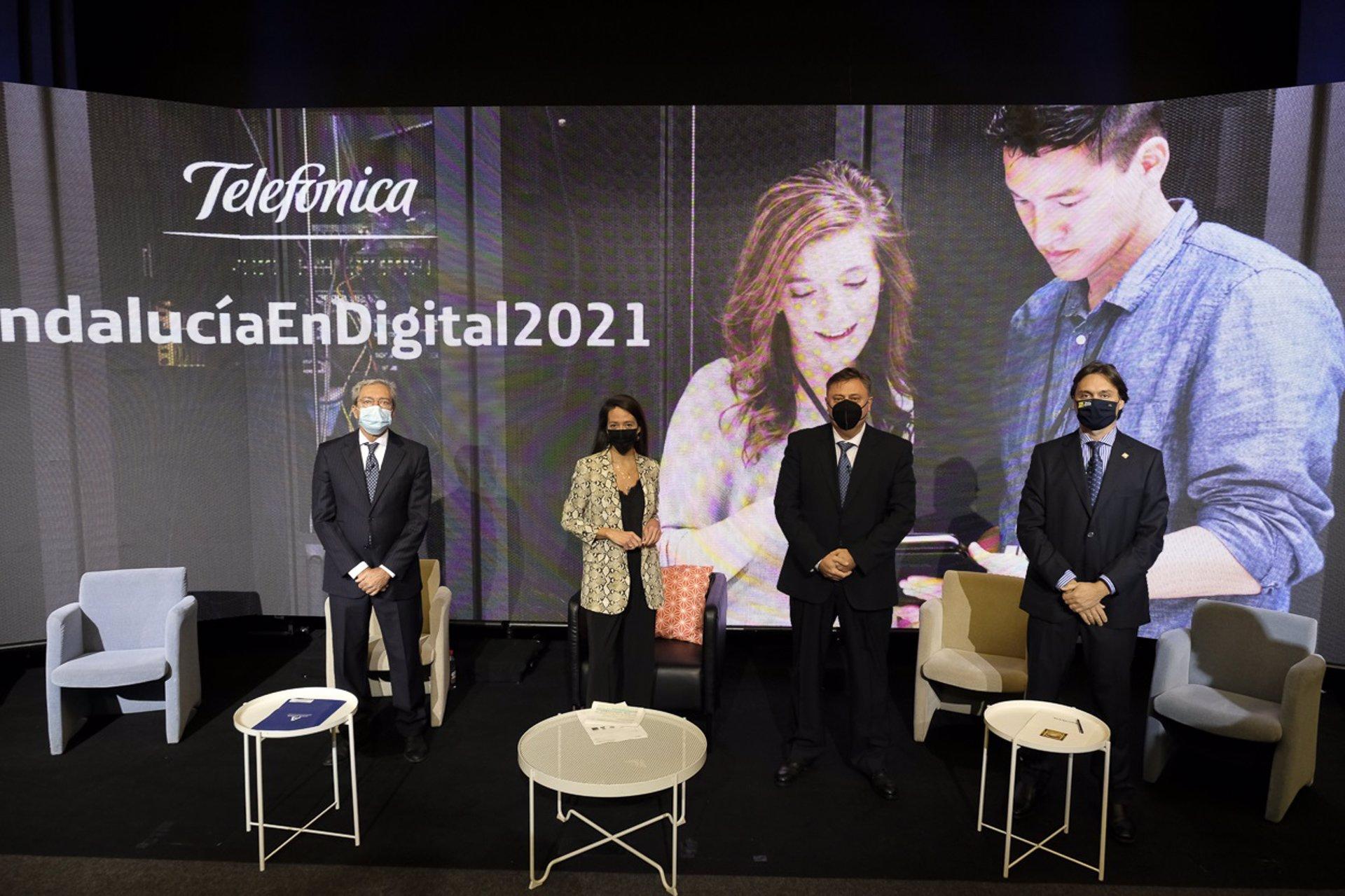 Velasco apunta a la innovación y el emprendimiento tecnológico como «principales claves» para la reactivación